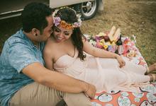 Prewedding Indra + ririn  by Astina Photography