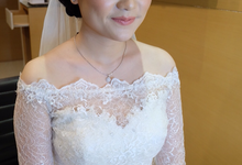 Liliana Wedding by Theiya Makeup Artistry