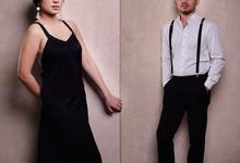 Cindi & Dzikry Prewedding  by Delapantiga Pictures