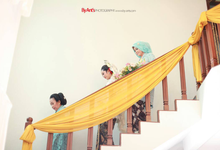 Wedding of dira & ali  by By Ants Photography & Wedding Planner