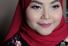 Makeup Untuk Pengajian / Siraman / Midodareni by tami makeup artist