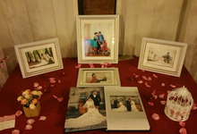 Love story Fran n Lingga by Serenity wedding organizer
