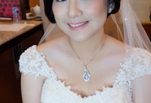 Vera's Wedding by Theiya Makeup Artistry