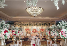 The Wedding of Wildan & Elva  by MASON PINE HOTEL