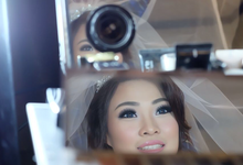 Rendy & Jennifer Wedding by Olivia Shannon MakeUp & Hair Studio