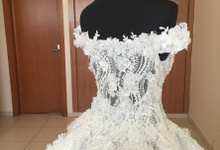 Wedding Dress by The Bridebox Haute Couture