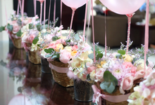 Marchiella's 6th birthday decoration by Seed & Stem