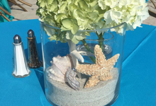 Beach Wedding  by Schmidt's Flowers & Accessories