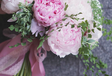 For The Love of Peonies by Plum & Peach Floral