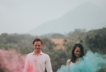 Prewedding Yoshua & Angel by Quickart picture