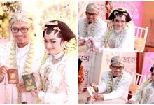 Simple wedding by SERENITY PORTRAIT