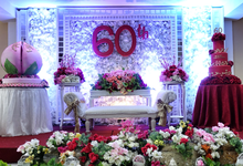 60th Diamond Wedding Anniversary by Forentrie Management ( Wedding Organizer & Music Entertainment )
