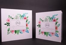 Wedding Photobooks by AKSA Creative