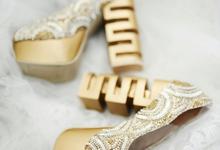 A walk to forever by Sheila De Jesus Shoes