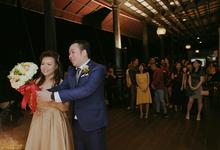 Wedding Planner for Celebration Wawan & Novira by Dream Art Musical