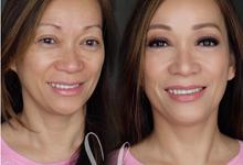 Mcleah Arias by SEKA Makeup Artist
