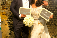 Ebanj wedding.  by HERMOSA BODA