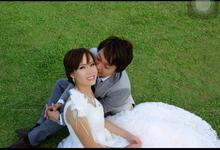 Pre-wedding photoshoot by Yu Yu Hair & Makeup Artist