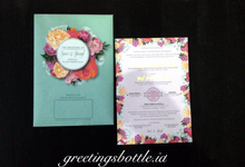 Hard Cover + Envelopes by greetingsbottle.id