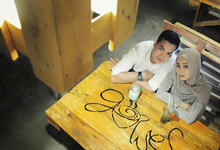 Story of prewedding : Linda & Mei by glamour photography