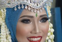 Ayu Wedding (Akad & Resepsi) by Sheila Fa Makeup
