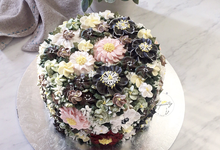 Bold & Beautiful Cake by Febspantry
