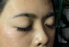 Eyelash extention by AyuAbriyantimakeupartist