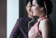 Engagement Makeup for Mely by Priskila Makeup Artist
