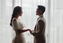 Andy & Acha Engangement by Elsie Chrysila Brides