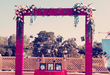 Wedding planner in udaipur by Desert Pearl Entertainment