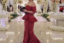MC Jenita (Bilingual) - Wedding of Sanny & Stefani by Luxe Voir Enterprise