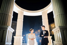 Tobias and Venna in Bandung by Rufous Events