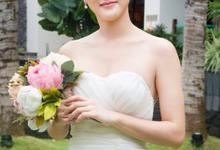 Tian Tjin by Mara Bali Wedding