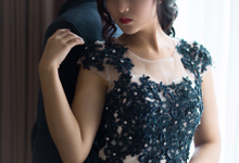 Prewedding diadevi-dimas by ashrinameilani makeup artist