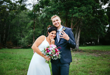 Wedding photography by Bliss Photography by Leah