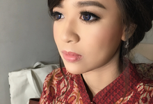 Graduation by AyuAbriyantimakeupartist