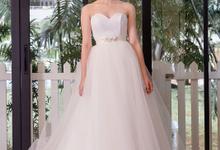One gown 5 looks by Tērā