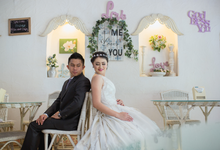 Prewedding M+N by Project Art Bali