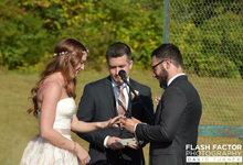M&A Wedding by Flash Factor Photography