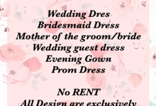 PRICE LIST by TS BRIDAL BALI