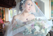 Lavina's wedding by sherlyamakeup