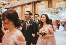 Selvy & Vico Wedding by Roseyards