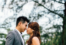 Ann❤Aaron ~Pre-Wedding by Jen Lim Makeup Artist