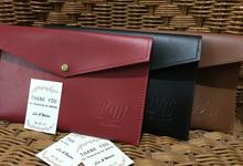 Luxury pouch lagi untuk pulau dewata by Gemilang Craft