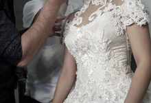 My beautiful Bride Anne  by Mayaratih Couture