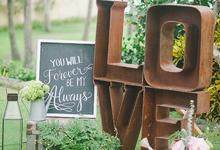 Wedding Decoration by Bali Eve Wedding & Event Planner