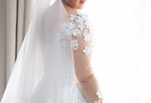 The wedding of Adrian and Fika by Wisteria Beauty and Design
