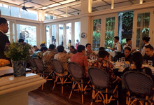 Minister of Singapore Lunch Time  by Blue Jasmine Restaurant