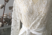 Gingerolive Signature Full Lace Robe by gingerolive company