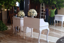 BRING YOU BE MY VALENTINE by Wangi Bali Wedding Company
